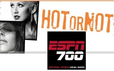 "ESPN's ""Hot or Not"" is Soooo Not Hot."