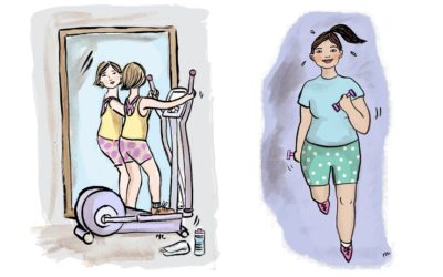 Healthy Redefined Part 2: Forget About Fat and Get Fit!