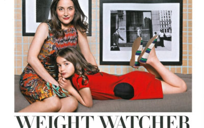 Vogue Mom Shows Us How NOT to Fight Childhood Obesity