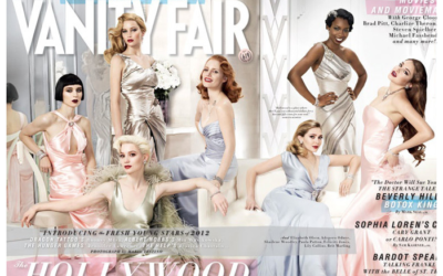 "Vanity Fair-Skinned Only? The Race Issue in the ""Hollywood Issue"""