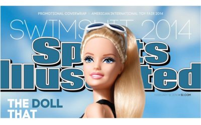 #Unapologetic: Barbie and Sports Illustrated Teach Sexual Objectification for all Ages