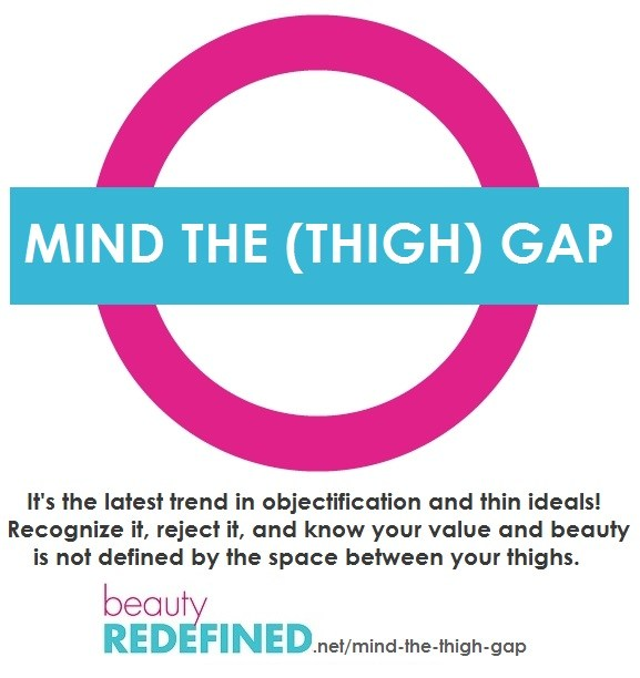 Mind the (Thigh) Gap