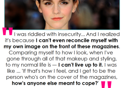 Emma Watson body image beauty redefined 2016