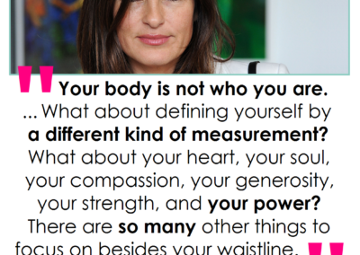 mariska hargitay body image beauty redefined 2016