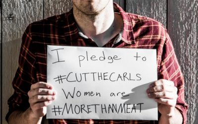 Help us #CuttheCarls Because Women are #MoreThanMeat