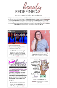 newsletters beauty redefined
