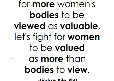 fighting for more bodies valuable beauty redefined