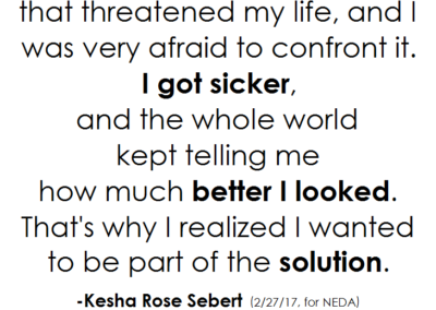 kesha eating disorder beauty redefined fb