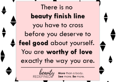 no beauty finish line beauty redefined