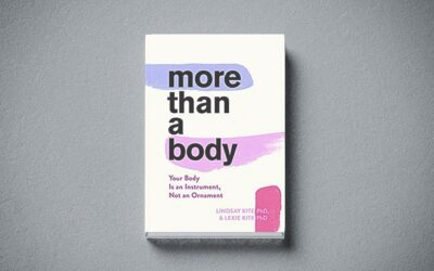 Pre-Order Our Book: More Than a Body