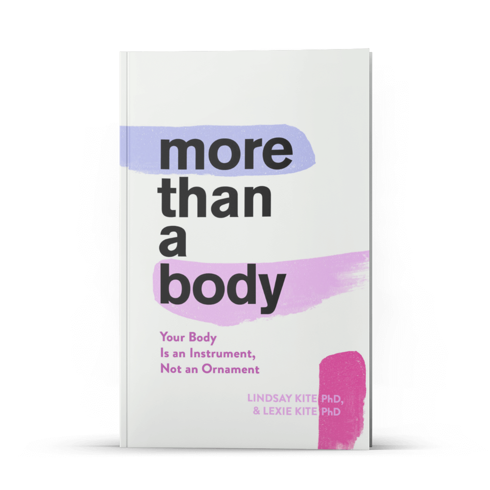 More than a body book front cover